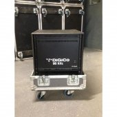 DiGiCo SD11, D2 Rack and BNC Cables