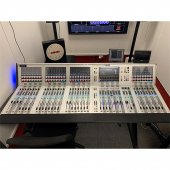Soundcraft Vi600 with Local and Stage Rack