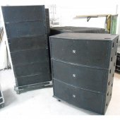 Electro-Voice XLC127DVX and X-Sub System Package