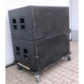 Meyer Sound 700HP Subextender